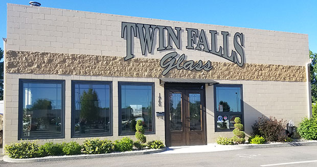 Home of Twin Falls Glass